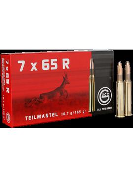 GECO 7x65R 165grains TeilMantel