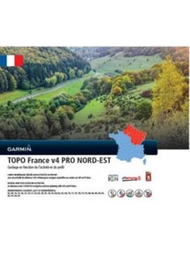 carte garmin topo france v4 pro nord ouest