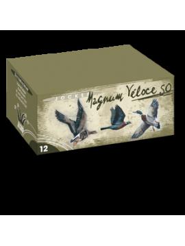 Cartouches Magnum Veloce 50 JOCKER Calibre 12/76 50grs BJ
