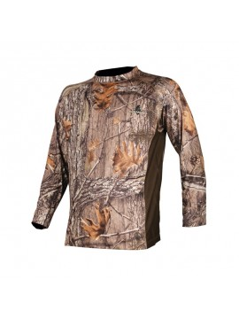 Tee-shirt camouflage 3DX Manche Longue SOMLYS