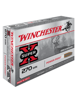 winchester 270win 150g pp