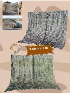 Filet de camouflage 1,50m x 5m