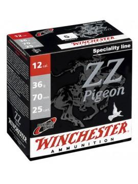 ZZ PIGEON WINCHESTER Cal 12/70 36g