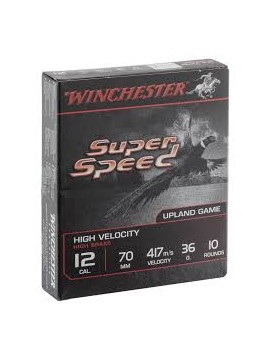 Cartouches super speed Winchester