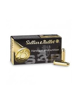 SELLIER BELLOT 38SP 158grs 10.25g FMJ