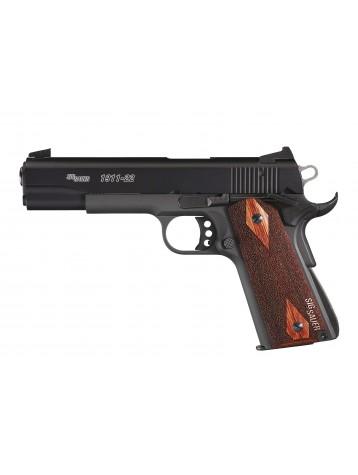 Pistolet 22 LR semi automatique SIG SAUER GSR 1911 NOIR