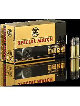 Munitions RWS SPECIAL MATCH 22LR