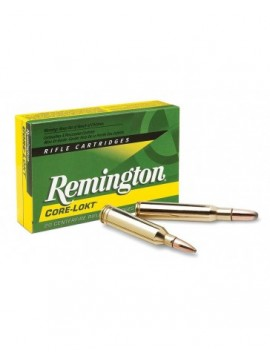 Remington .222 Rem. Core-Lokt PSP 50 Gr