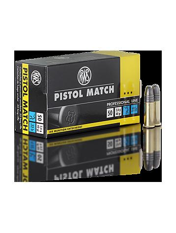 RWS 22lr pistol match Professional Line