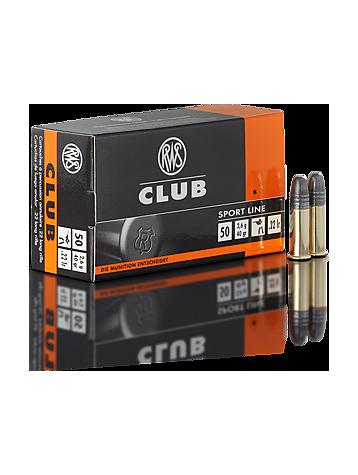 RWS 22lr club sport line