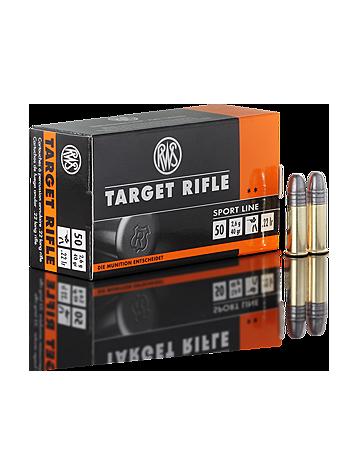 RWS 22lr target rifle sport line