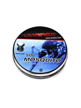 Plombs plat UMAREX MOSQUITO 4.5mm X500