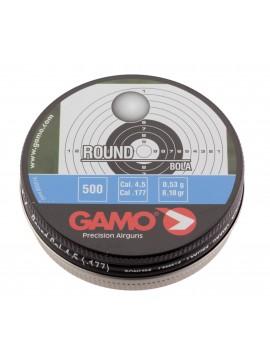 Plombs GAMO Round Fun 4,5 mm