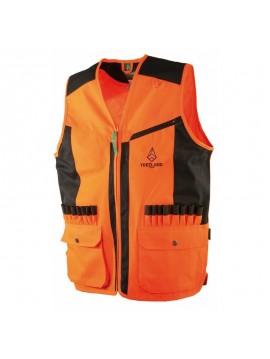 Gilet  orange TREELAND T253