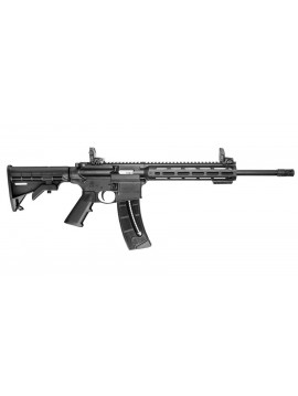 Carabine SEMI-AUTOMATIQUE SMITH & WESSON MP 15-22 SPORT 16.5""