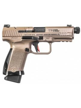 Pistolet CANIK TP-9-SF ELITE COMBAT 9X19 FDE