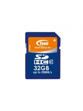 carte mémoire  TEAM SDHC 32Gb Class 10