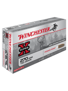 winchester 270 WSM 150g POWER POINT