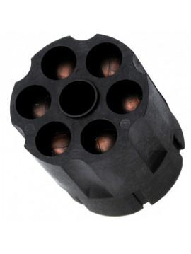 Barillet revolver Safegom calibre 11.6