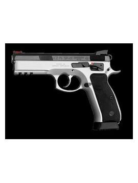 Pistolet CZ 75 SP 01 SHADOW BICOLORE calibre 9X19