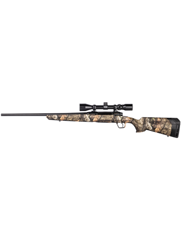 Pack carabine Savage Axis XP avec lunette 3-9x40.