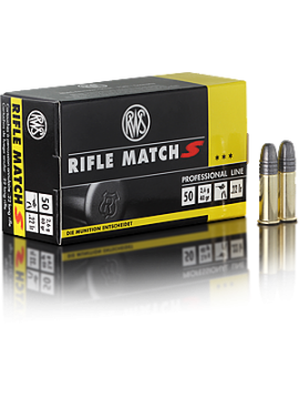 RWS 22lr Rifle Match S Professional Line