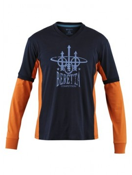 T-shirt competition star LS beretta