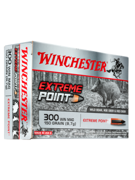 WINCHESTER 300 Win Mag 150grain Extreme Point