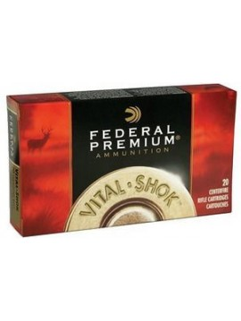 Federal Premium 300 Win Mag 180grain Nosler Partition